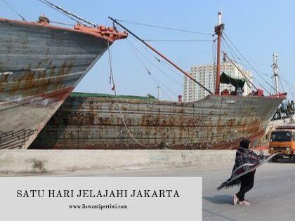 Satu Hari Jelajahi Jakarta