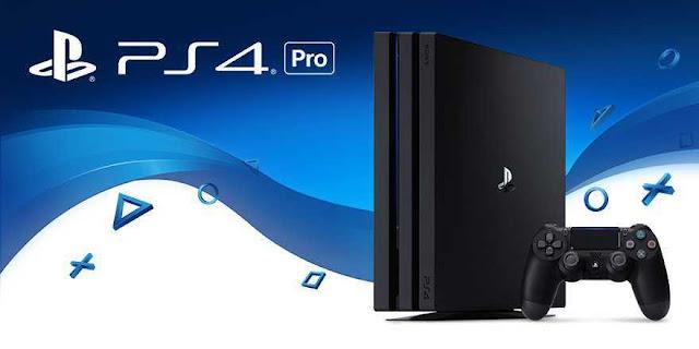 Pada kesempatan ini saya akan membahas informasi seputar console game Playstation atau leb PlayStation®4 Pro: Varian Terbaru PS4 Dengan Performa yang Lebih Gahar