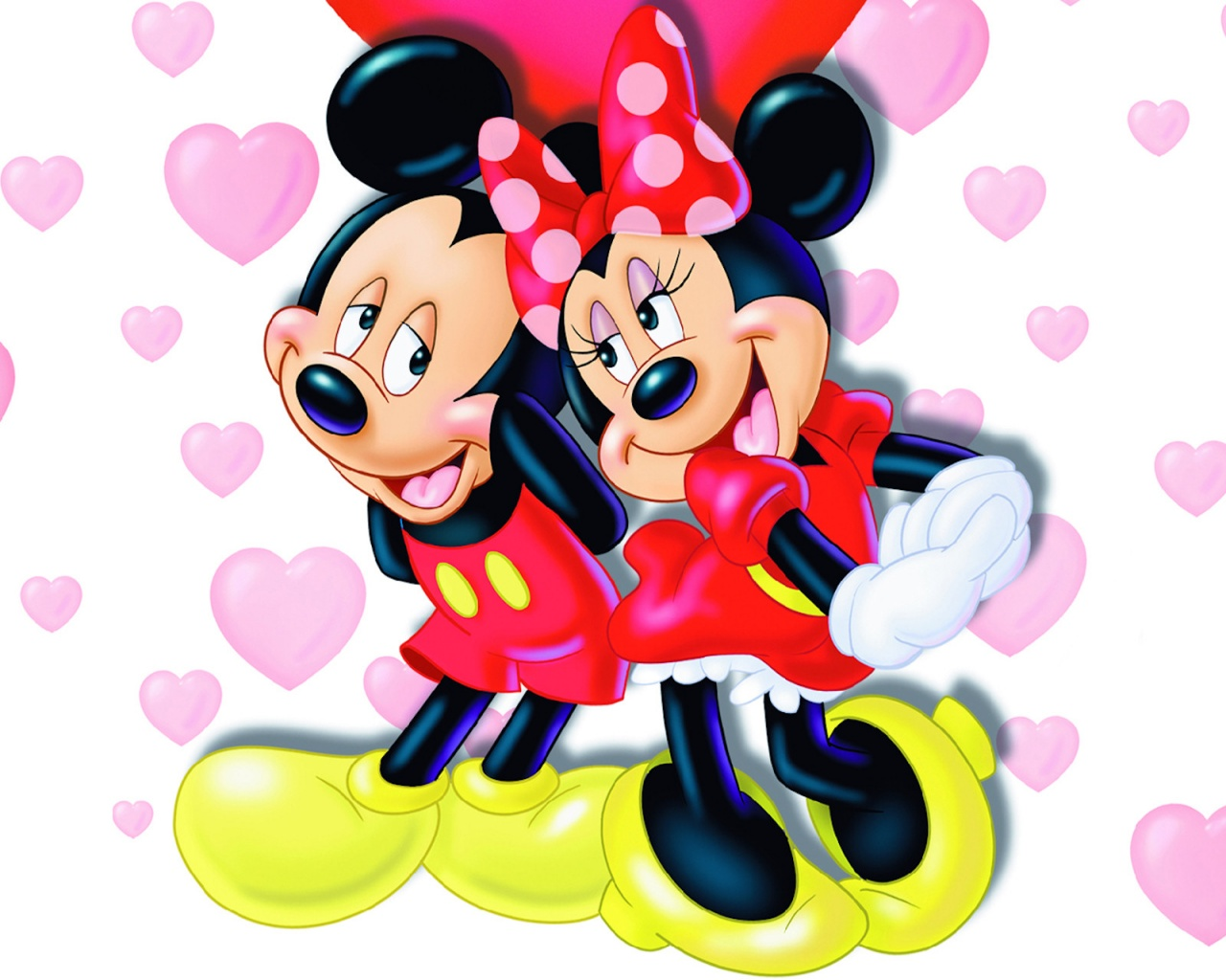 Funny Picture Clip: Download HD Widescreen Mickey Mouse wallpapers and pictures.