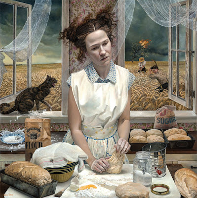 In The Distance, Andrea Kowch