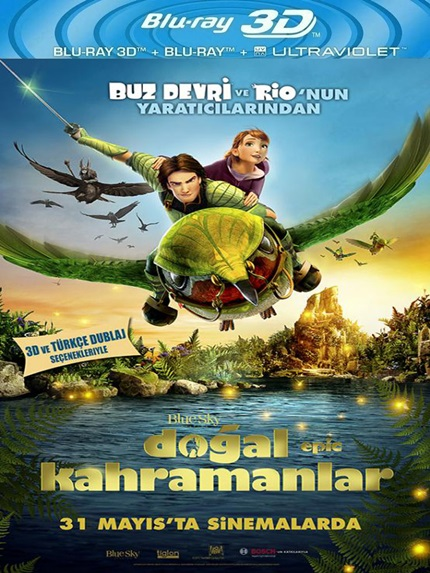 Doğal Kahramanlar (2013) 3D Film indir