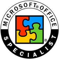 Microsoft Office Specialist (MOS) Courses