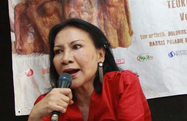 Ratna Sarumpaet: Ahok Sudah Beli Tentara, Kepolisian, dan KPK