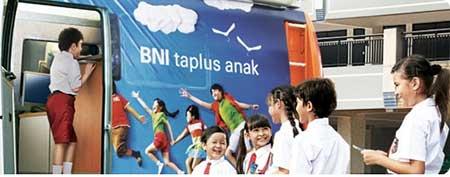 Biaya Admin Bulanan BNI Taplus Anak