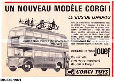Le bus de Londres