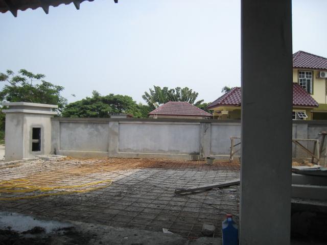 Pembinaan Pagar