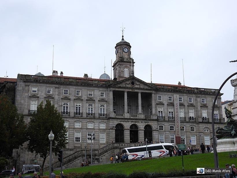 Palácio da Bolsa - O que fazer no Porto, Portugal