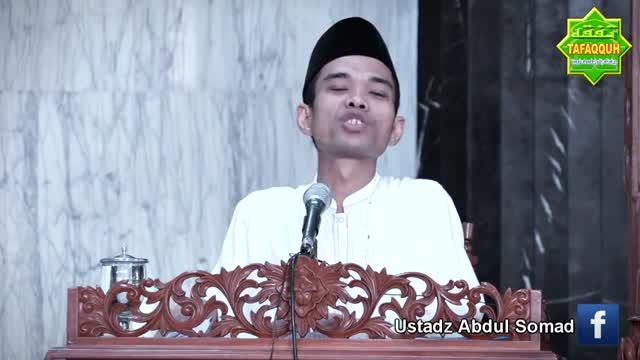 Abdul Somad: Nabi Muhammad tidak bisa Mewujudkan Rahmatan Lil 'Alamin