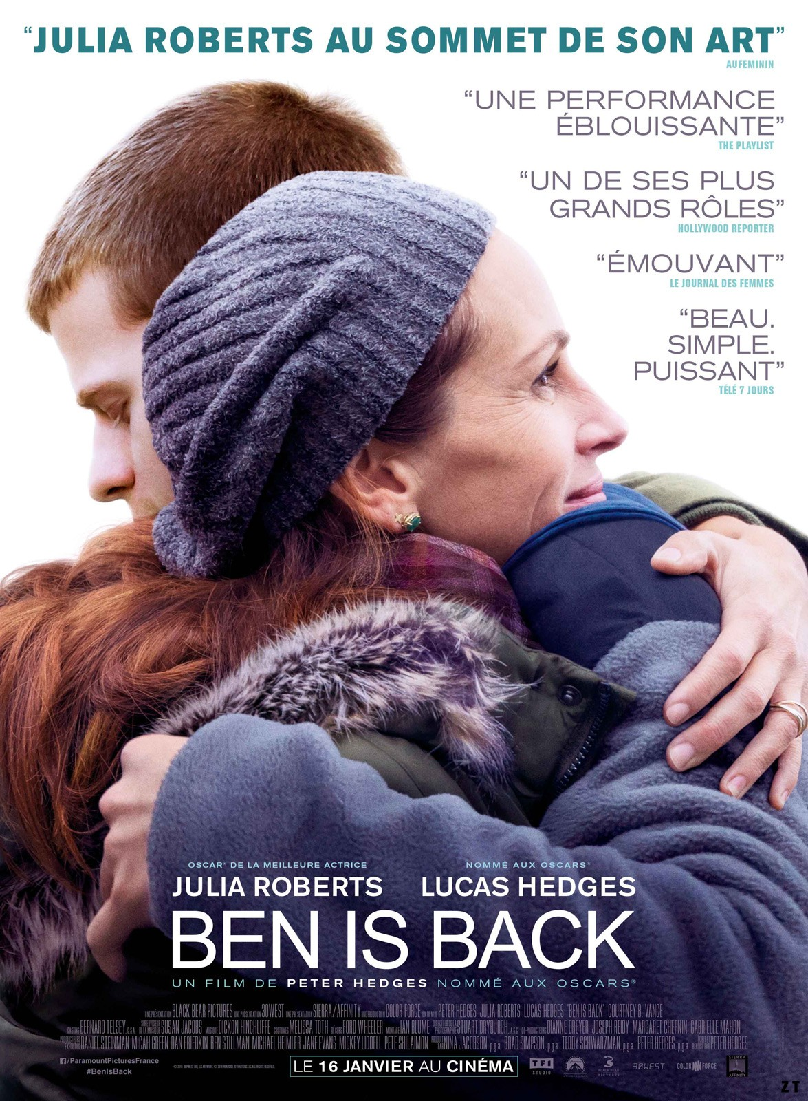 Ben Is Back [BDRip] [Streaming] [Telecharger]