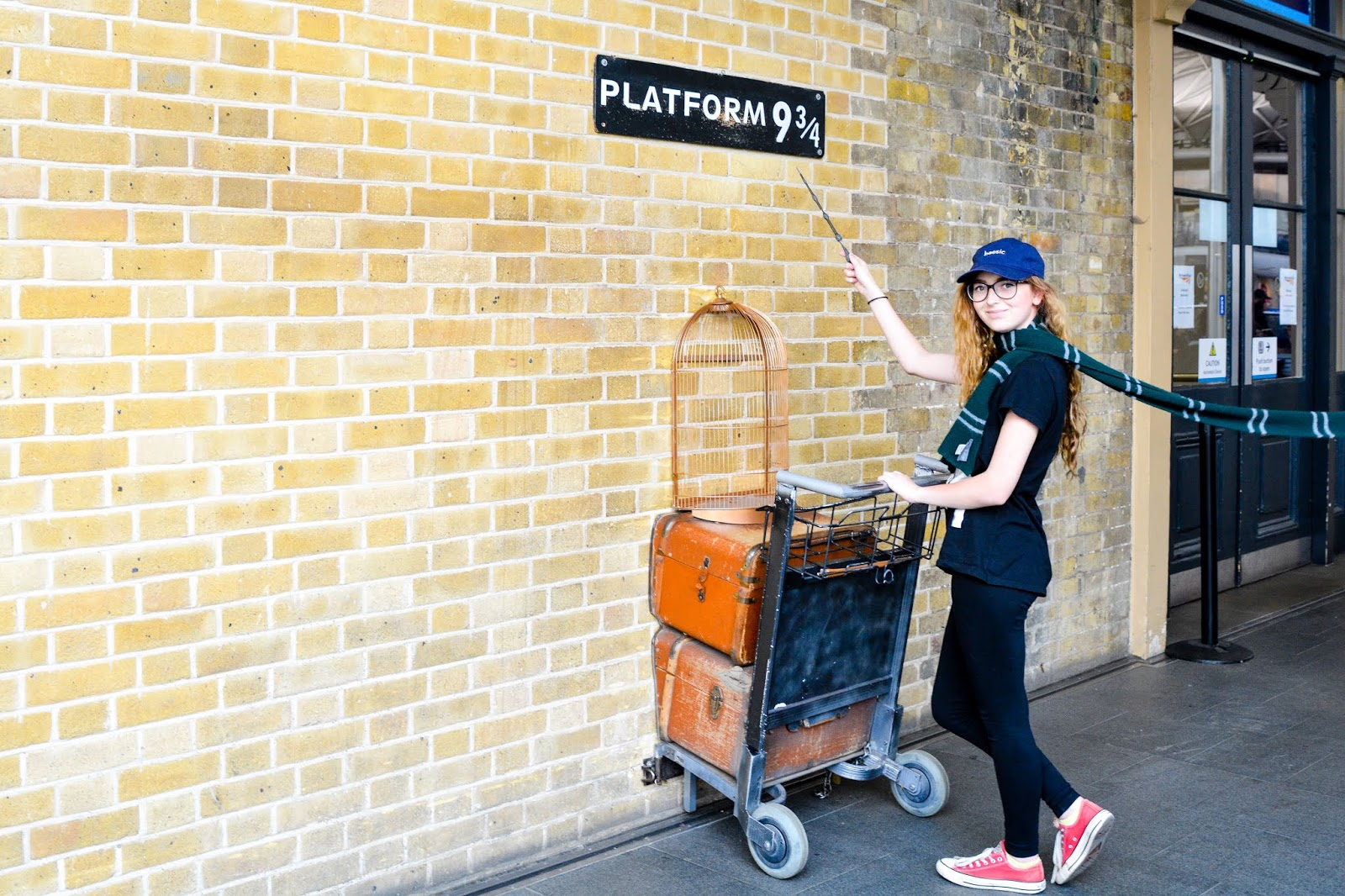 Harry Potter King's Cross Station