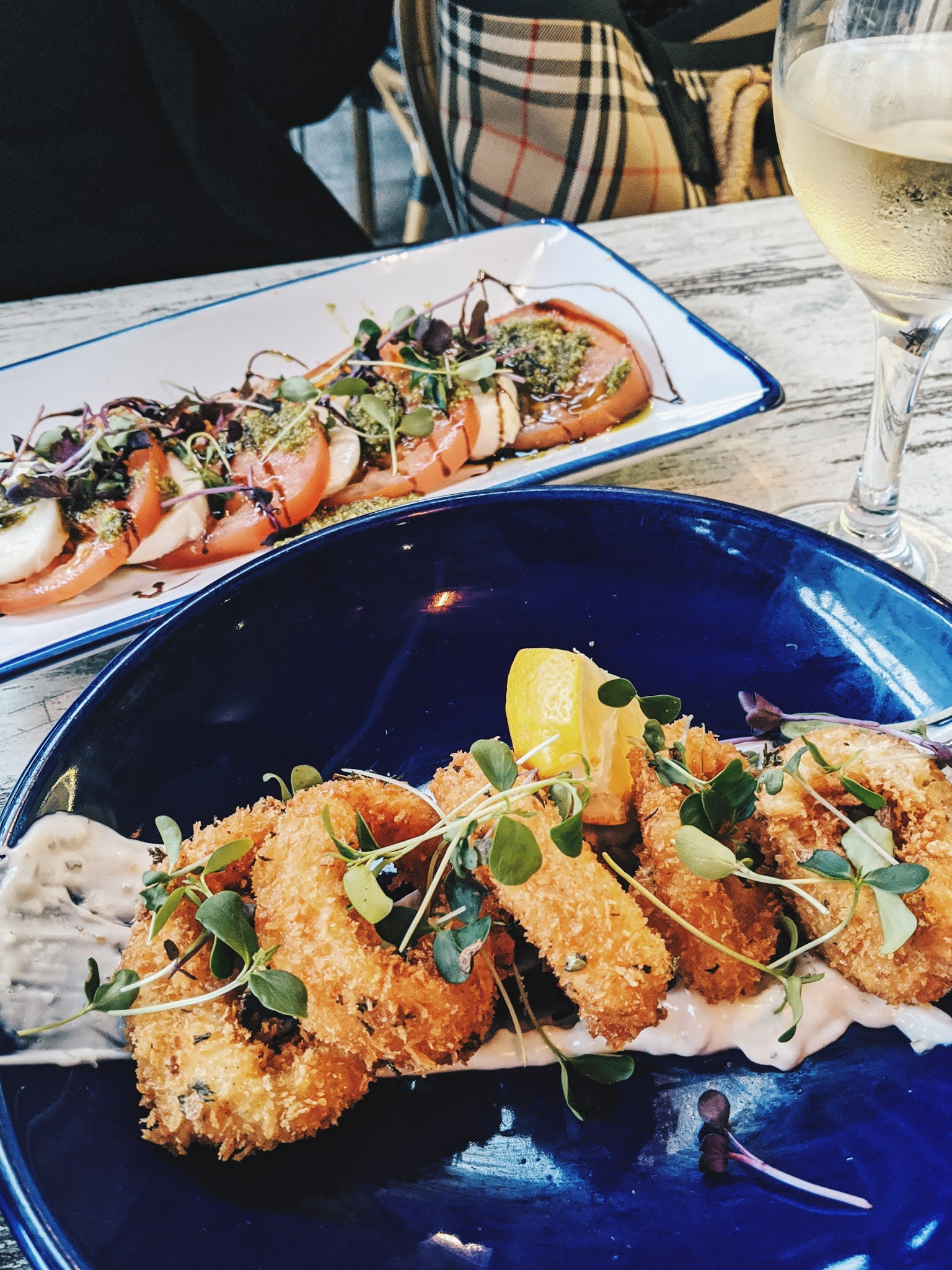 A Seafood Delight at Oxford Brasserie ...