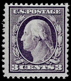 1911 - 3¢ George Washington