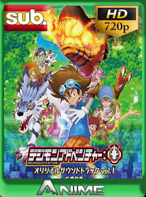 Digimon Adventure (2020) [38/??]HD [720P] sub español [GoogleDrive-Mega]dizonHD