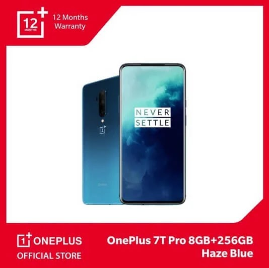 Deal Alert: OnePlus 7T Pro Now Only Php35,990 (from Php42,990)