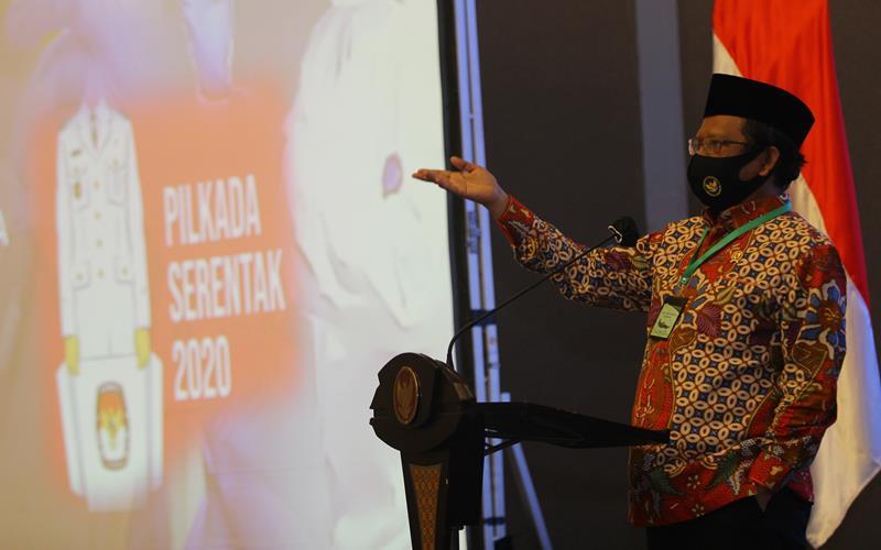 Mahfud MD: UU Cipta Kerja Tujuannya Baik