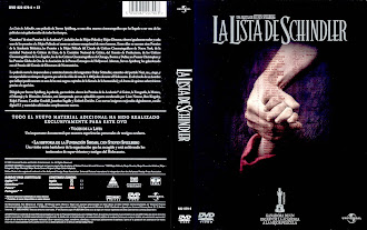 Caratula dvd: La lista de Schindler (1993) (Schindler's List)