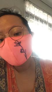 Masker Dari Castella Project