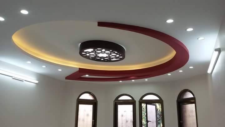 %2BCNC%2BFalse%2BCeiling%2BDesigns%2BIdeas%2B%2B%252815%2529 22 Contemporary Modern CNC False Gypsum Ceiling Decorating Ideas Interior
