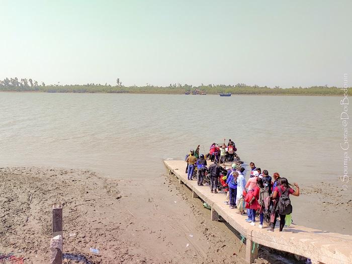 Chinai River huzzuti ghat mousuni @doibedouin
