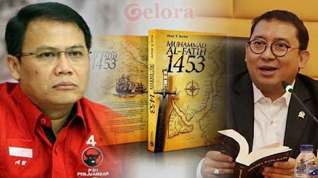 Fadli Zon Sindir Basarah: Politisi yang Takut Siswa Baca Buku Al Fatih Terjangkit Islamofobia