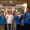 KNPI Roadshow ke JBS Temui Tokoh Pers Banten, Satukan Persepsi Untuk Perubahan Cilegon
