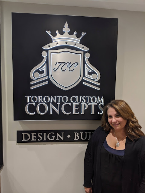 Maria Perketa Toronto Custom Concepts