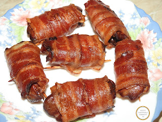 Ficatei in bacon la cuptor reteta,