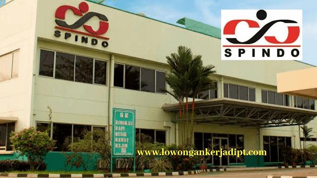 Lowongan Kerja PT Steel Pipe Industry of Indonesia (PT SPINDO)