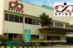 Lowongan Kerja PT Steel Pipe Industry of Indonesia (PT SPINDO) Via Email