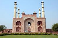 Construction work of Akbar