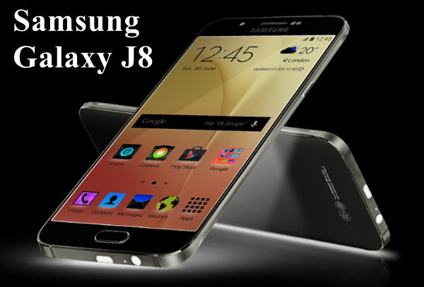سعر ومواصفات الهاتف  Samsung Galaxy J8 بالصور