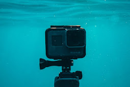 Underwater Digital Camera Capturing
