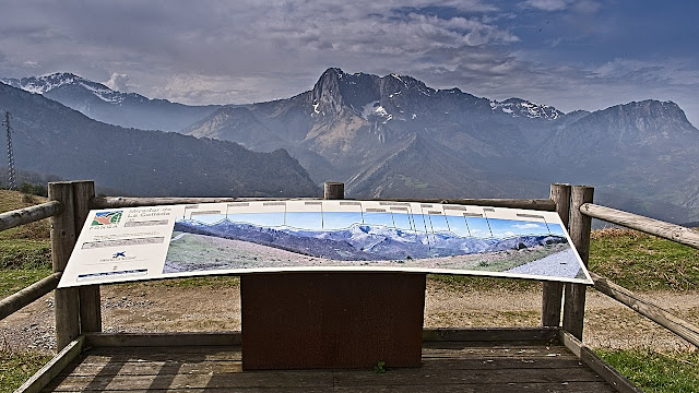 Mirador Les Bedules,Ponga