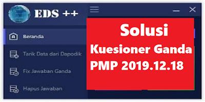Solusi Kuesioner Ganda PMP 2019.12.18