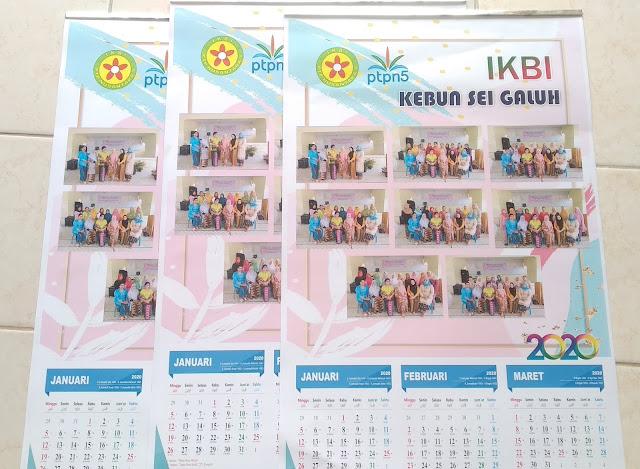 Kalender 2020 Organisasi