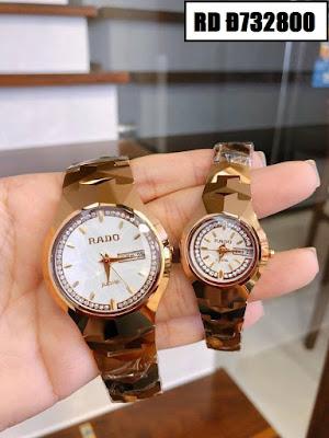 Đồng hồ cặp đôi đẹp nhất RD Đ732800