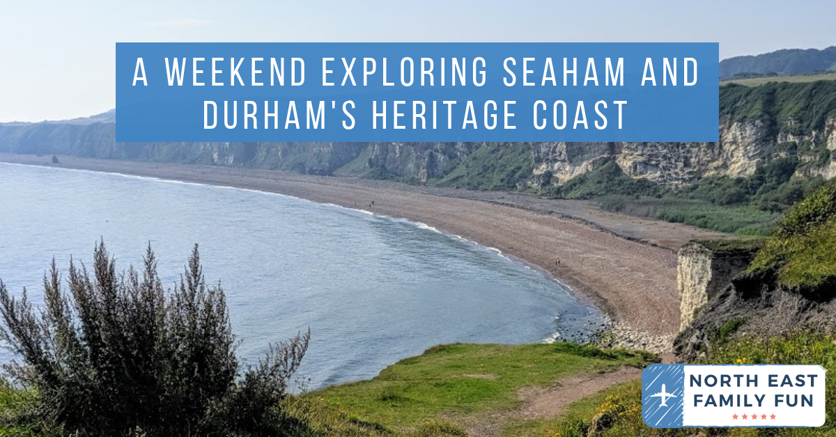 A Weekend Exploring Seaham Beach & Durham's Heritage Coast