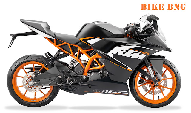KTM RC125 Specification and Price bd, bangladesh