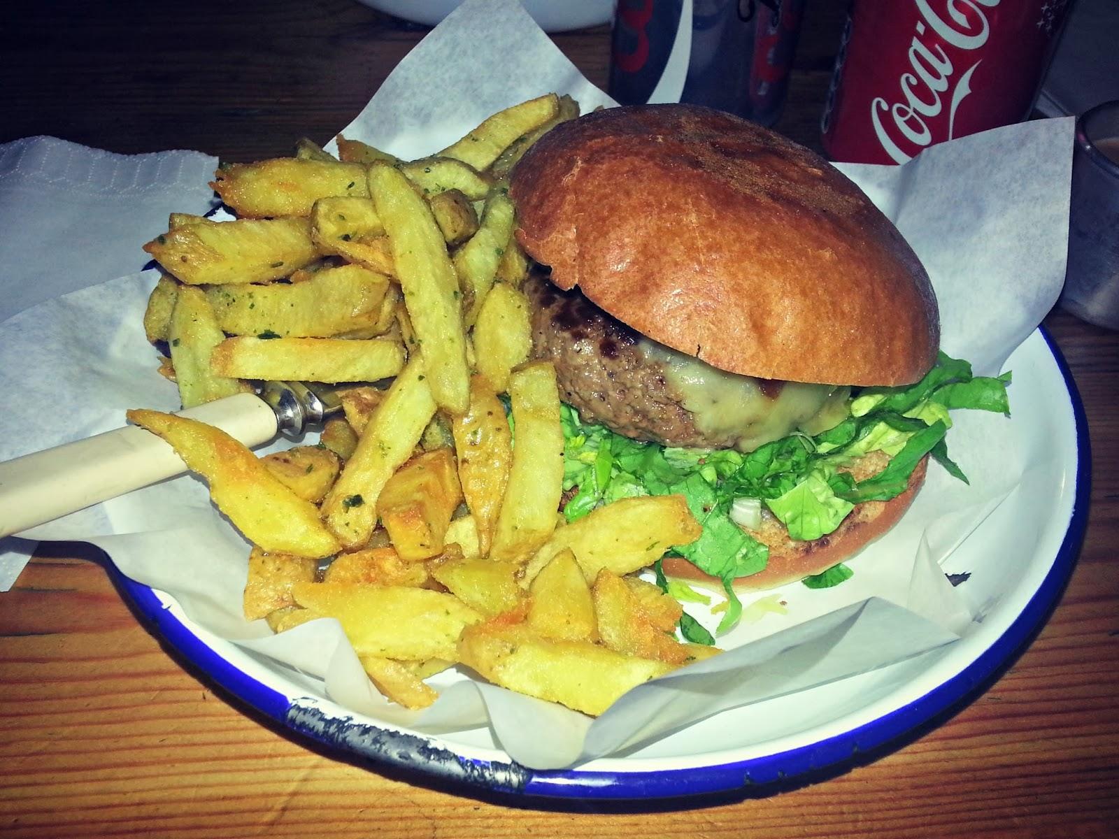Honest Burgers Soho