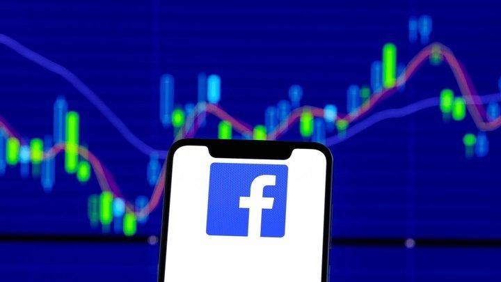 بعد توقف خدماتها.. تراجع حاد لسهم فيسبوك في البورصة الأمريكية