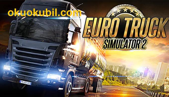 Euro Truck Simulator 2 Hilesi İndir temmuz 2019
