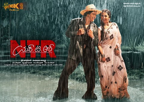Balakrishna & Rakul Preet NTR Biopic Latest Poster