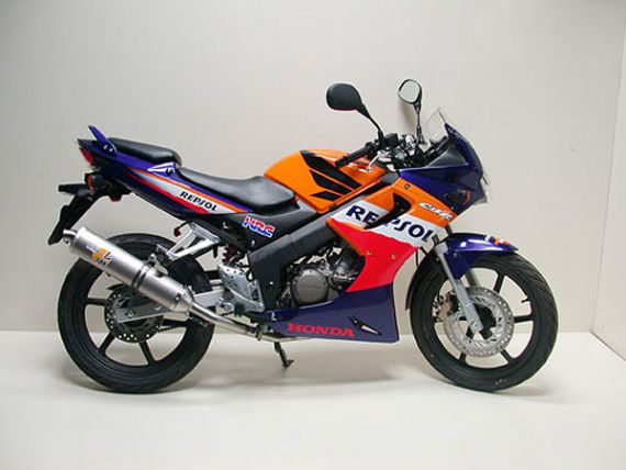 Honda Cbr 125 R Service  Repair Manual