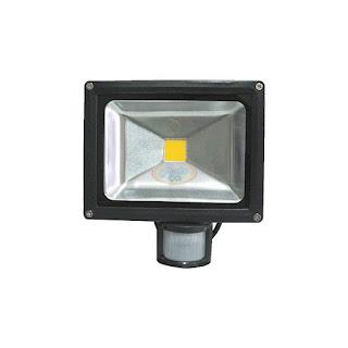 30W LED感應式投光燈,LED探照燈
