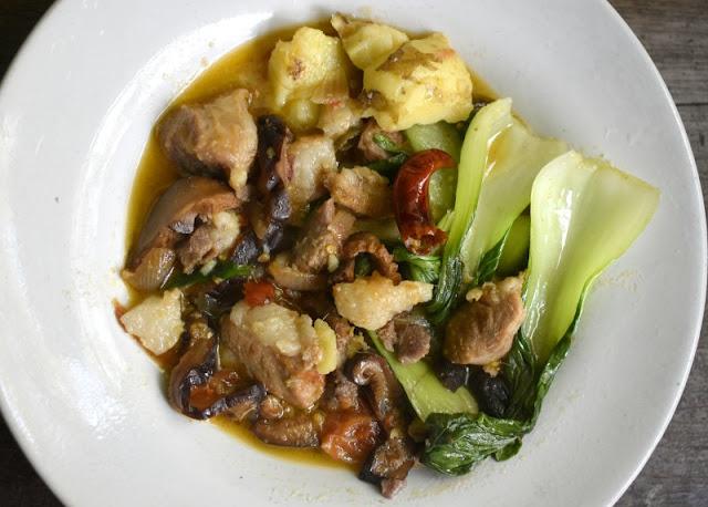 Phaksha Paa Bhutanese Dish