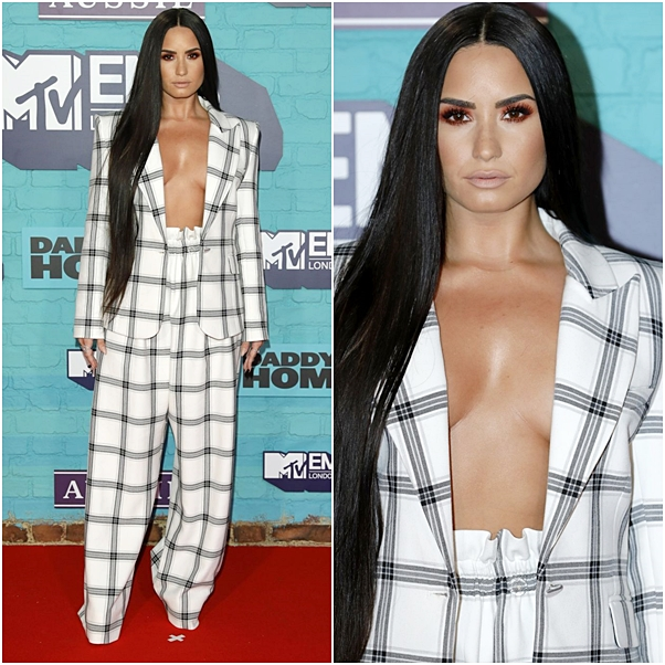 demi lovato mtv ema europe music awards