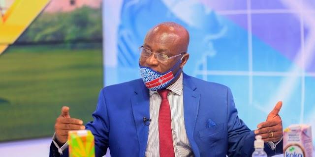 Ghana's debt stock now GHC291.6billion – Mensa-Bonsu