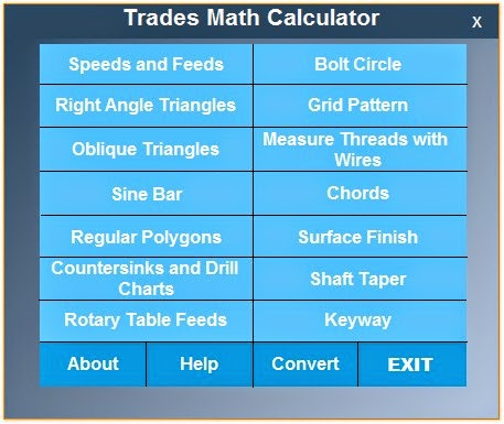 Trades Math Calculator crack