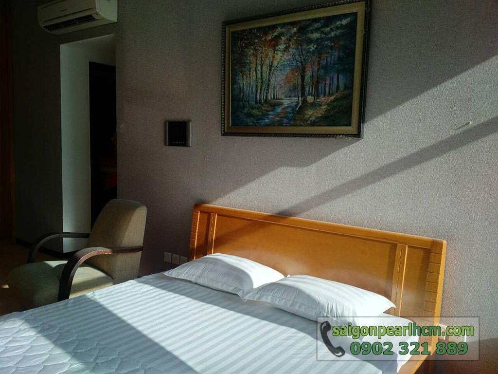 Saigon Pearl - Ruby 1 bán căn hộ 140m2 - phòng ngủ 2