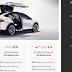 Model X: Design Studio für das Tesla SUV öffnet für alle. Zuerst in den USA.